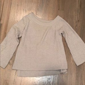 Grey Sanctuary Sweater
